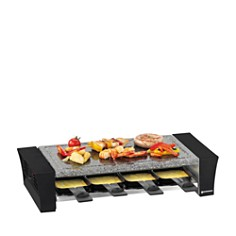 Swissmar Ticino 8 Person Raclette Party Grill With Stone Plate - Bloomingdale's_0