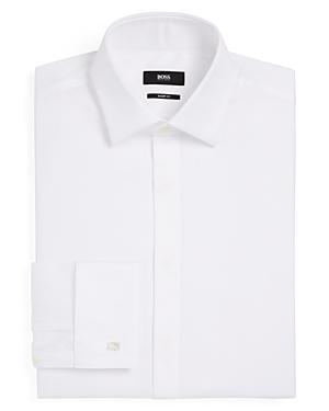 Boss Marlyn Tuxedo Sharp Fit Regular Fit Dress Shirt