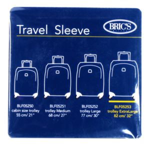 Bric's Bellagio Transparent 32 Spinner Luggage Cover