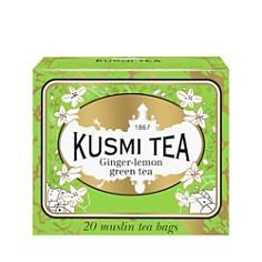 Kusmi Tea Ginger-Lemon Green Tea Bags - Bloomingdale's_0