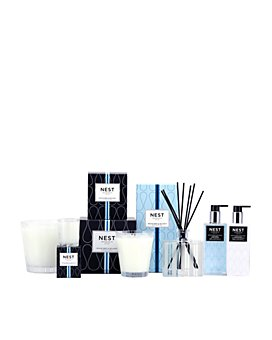 NEST Fragrances - Ocean Mist & Sea Salt Home Fragrance Collection