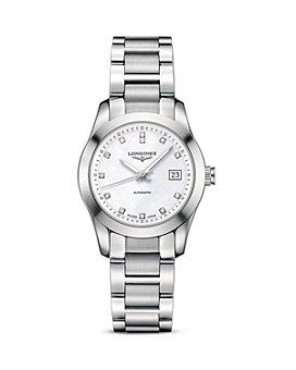 Longines - Longines Conquest Classic Watch, 29.5mm