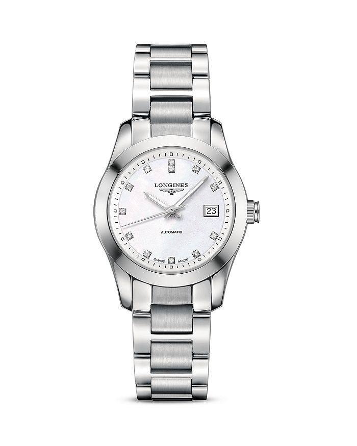 Longines - Conquest Classic Watch, 29.5mm