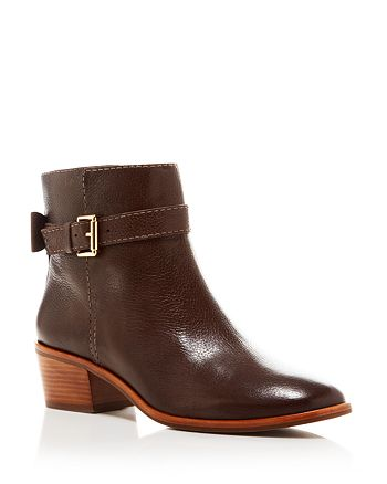 kate spade new york - Ankle Booties - Taley Bow Back
