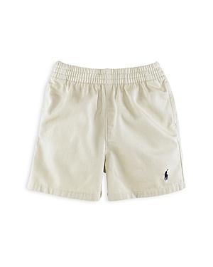 Ralph Lauren Childrenswear Boys Twill Sport Shorts  Baby
