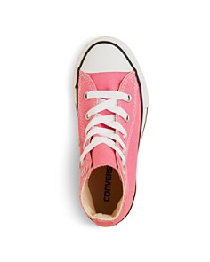 Converse - Girls' High Top Sneakers - Toddler, Little Kid