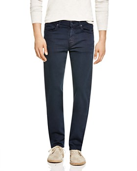 7 For All Mankind - Luxe Performance Slimmy Slim Straight Fit Jeans