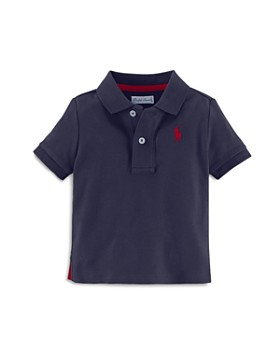 Ralph Lauren - Boys  Solid Polo Shirt - Baby cad47a29dc61