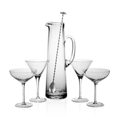 William Yeoward Crystal - William Yeoward Crystal American Bar Corinne Barware Collection