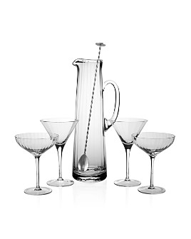 William Yeoward Crystal - William Yeoward Crystal American Bar Corinne Barware Collection