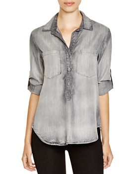 61b4e1db8 Bella Dahl - Pullover Top ...