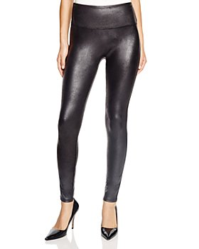 SPANX® - Faux-Leather Leggings