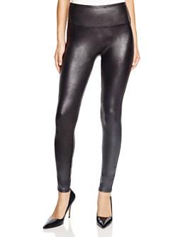 SPANX® - Faux-Leather Leggings