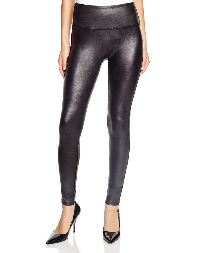 b92cf26c92afc SPANX® Faux Leather Leggings | Bloomingdale's