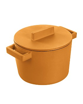 "Sambonet - Terra Cotto 6.25"" Saucepot with Lid"
