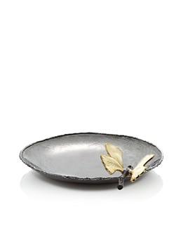 Michael Aram - Butterfly Ginkgo Round Trinket Tray