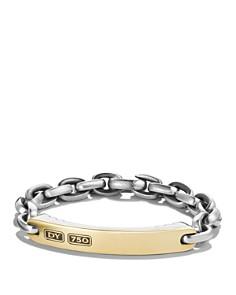 David Yurman Streamline Bracelet With 18k Gold Bloomingdale S 0