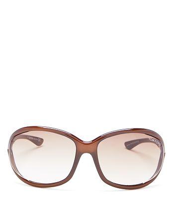 Tom Ford - Women's Jennifer Polarized Sunglasses, 61mm