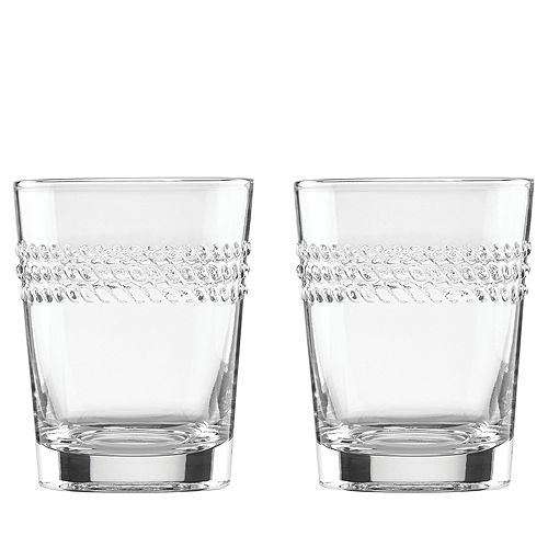 kate spade new york - Wickford Double Old-Fashioned Glass, Set of 2