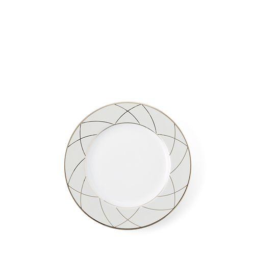 "Haviland - ""Claire De Lune"" Arch Bread & Butter Plate"