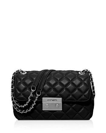 a5c92bb116e6 MICHAEL Michael Kors - Sloan Large Chain Shoulder Bag