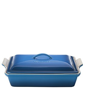 Le Creuset - Stoneware 4 Quart Covered Rectangular Casserole