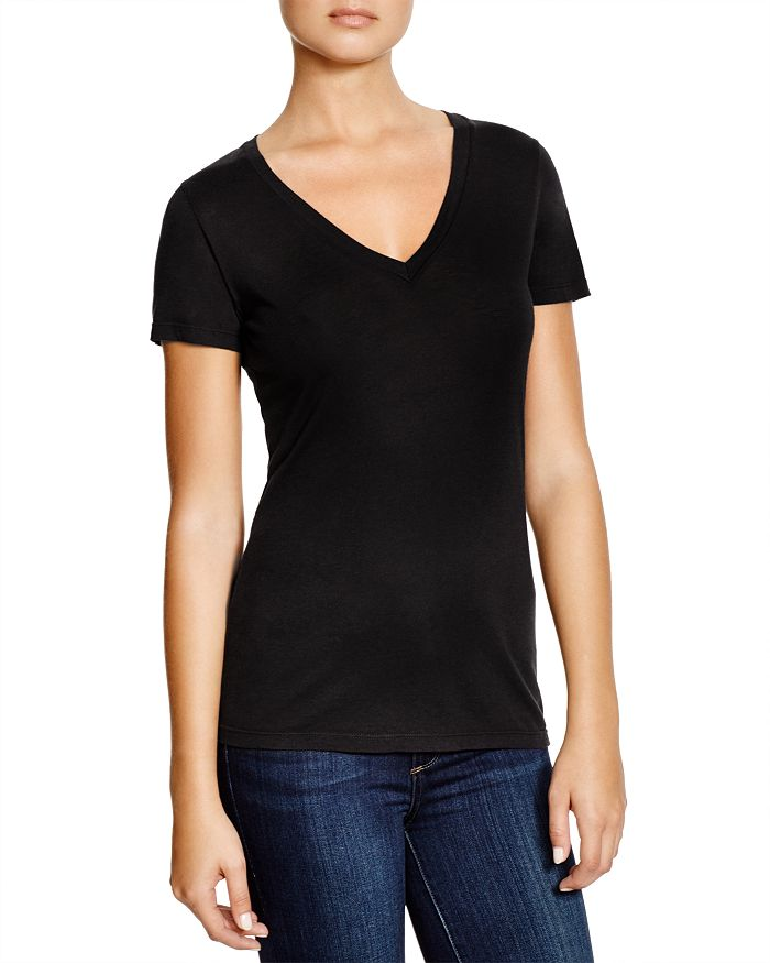 Splendid - V-Neck Tee