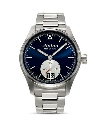 Alpina - Startimer Pilot Quartz Watch, 44mm