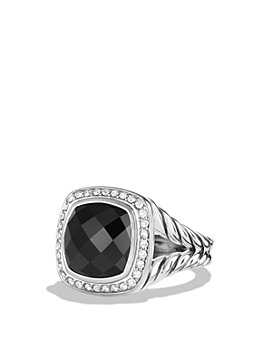 David Yurman - Albion Ring with Gemstones & Diamonds