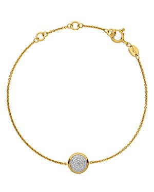 Links of London Diamond Essentials Pave Round Bracelet