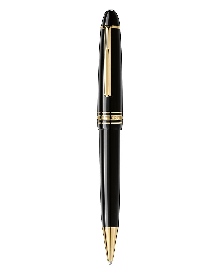 Montblanc - Meisterstück Gold-Plated LeGrand Ballpoint Pen