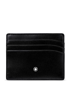 Montblanc Meisterstück Pocket 6 cc Leather Card Case - Bloomingdale's_0
