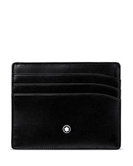 Montblanc - Meisterstück Pocket 6 cc Leather Card Case