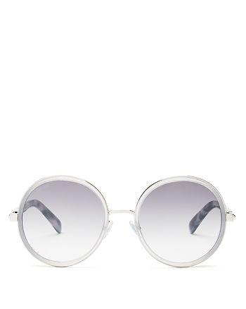 Jimmy Choo - Women's Andie Round Sunglasses, 54mm
