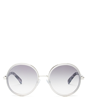Jimmy Choo Andie Round Sunglasses, 54mm