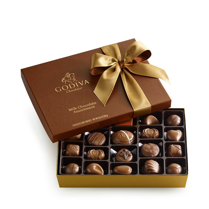 Godiva® - 15 Piece Milk Chocolate Assortment