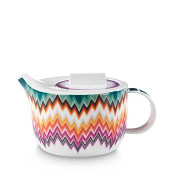 Missoni - Zigzag Teapot