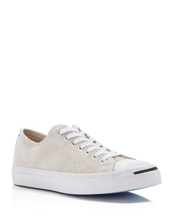 Converse - Men's Jack Purcell Jack Suede Sneakers