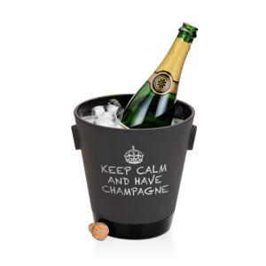 Magisso Champagne Chalkboard Cooler