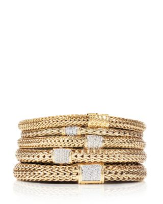 Classic Chain 18K Gold Extra Small Bracelet