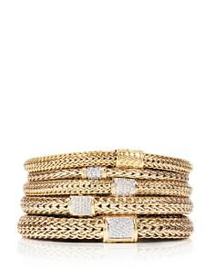 John Hardy Classic Chain 18K Gold Bracelet - Bloomingdale's_0