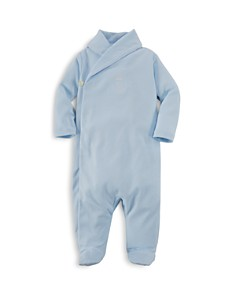 Ralph Lauren - Boys' Shawl Collar Footie - Baby