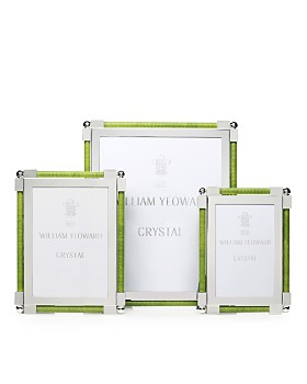 William Yeoward Crystal - Classic Color Shagreen Frames