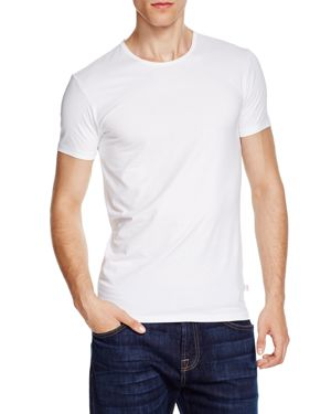 Derek Rose Pima Cotton Stretch Tee