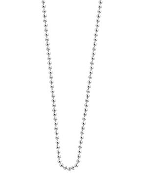 JET SET CANDY BALL CHAIN NECKLACE, 24