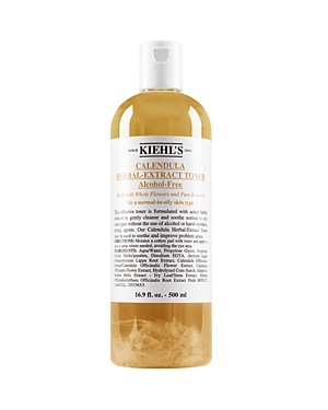 Kiehl's Since 1851 Calendula Herbal Extract Alcohol-Free Toner 16.9 oz.