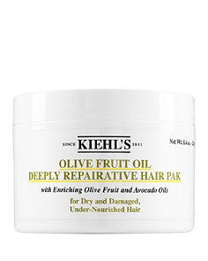 Kiehl's Since 1851 Olive Fruit Oil Repairative Hair Pak - Bloomingdale's_0