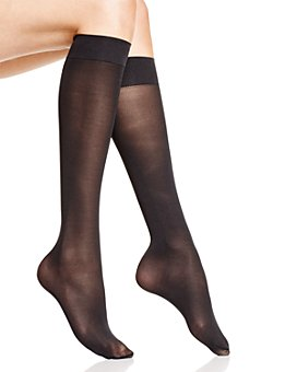 HUE - Revitalizing Knee-High Socks