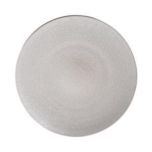 Bernardaud Gouttes d'Argent Ultra Flat Plate