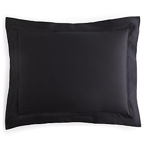 Matouk Nocturne Standard Sham In Black